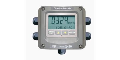 Model Q46H/65 - Chlorine Dioxide Monitors