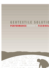 Geotextile Overview