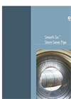 Smooth Cor - Corrugated Metal Pipe- Brochure