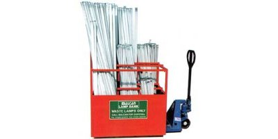 Lamp Bank - Model 4000 - Waste Lamp Storage Containers