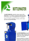 Bottlemaster Glass Crusher Brochure