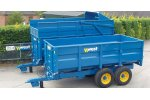 West - Model 10t Grain - Trailers for Hire