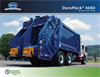 Split Body Rear Loader DuraPack 4060 Series- Brochure