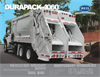 Heil DuraPack - Model 4060 - Split-Body Rear Loader - Brochure