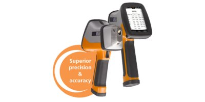 Model X-MET8000 & XRF - Handheld Analyser