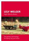 Lely Welger AP For Baling Hay and Straw Brochure