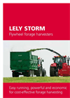Lely Storm 130 P Four Feed Rollers for Choppers Brochure