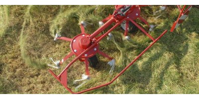 Lely Lotus - Model Stabilo - Tedders with Three Point Linkage