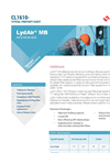 LydAir - Model MB - Air Filtration Media Brochure