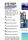 Stetsep Oil Separators Brochure