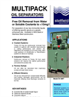 Multipack Oil Separators - Datasheet