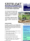 Dissolved Air Flotation (DAF) for Oil/Solids Separation - Datasheet