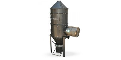 Model ECS - High Vacuum Dust Collectors