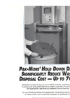 Pak-More - Hold Down Disks Brochure