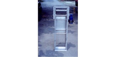 Enfound - Model CSU Series - Chain Auto Bar Screen