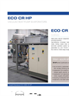 ECO CR HP Series Low Temperature Vacuum Evaporator with Heat Pump - Datasheet