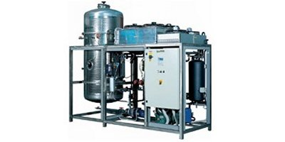 ECO - Model VS HP Series - Low Temperature Vacuum Wastewater Evaporator with Heat Pump