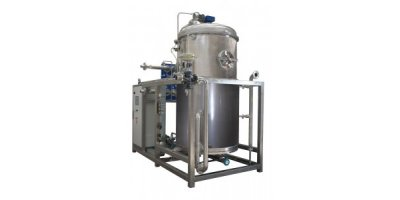 Model ECO VR WW Series - Multiple Effect Vacuum Evaporators with Alternative Energy Source