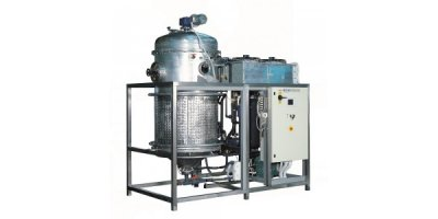 Model ECO VR HP Series - Low Temperature Vacuum Wastewater Evaporator with Heat Pump