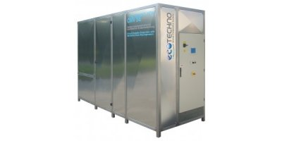 ECO - Model CMV SE Series - Mechanical Recompression Wastewater Evaporators