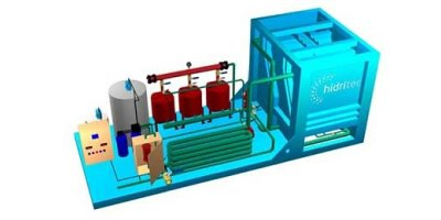 Model ETAPC - Portable Water Treatment Plants