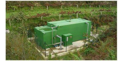 Compact Wastewater Treatment Plants