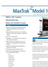 Max-Trak - Model 180 - Industrial Mass Flow Controller - Technical Datasheet