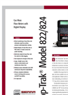 TopTrak - Model 822/824 - Gas Mass Flow Meters with Digital Display - Technical Datasheet