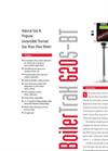 BoilerTrak 620S-BT Insertion Thermal Mass Flow Meter for Boiler & Heater Efficiency - Datasheet