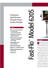 FastFlo 620S Fast-Response Insertion Thermal Mass Air Flow Sensor - Datasheet