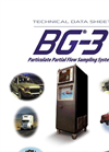 Sierra - Model BG-3 Particulate Partial Flow Sampling System - Datasheet
