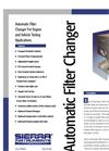 Sierra - Automatic Filter Changers - Datasheet