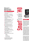 Sierra SmartTrak - Model 140 - Ultra-Low Pressure Drop Mass Flow Controller - Technical Datasheet