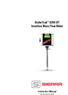 BoilerTrak - 620S BT - Mass Flow Meters Instruction - Manual