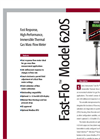 FastFlo - Model 620S - Fast-Response Insertion Thermal Mass Air Flow Sensor - Brochure