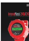 InnovaMass 240i Inline iSeries Next Generation Vortex Flow Meters - Datasheet