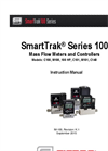 SmartTrak - Series 100  - Mass Flow Meters and Controllers - Instruction Manual