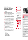 SmartTrak 100 Premium Digital Mass Flow Controllers and Mass Flow Meters - Datasheet