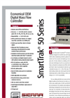 SmartTrak 50 Economical Digital Mass Flow Controllers & Mass Flow Meters - Datasheet