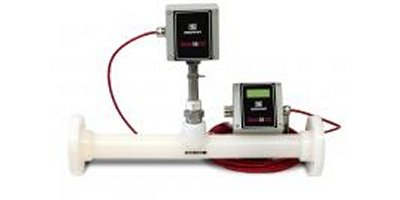 ChlorineTrak - Model 760S - Chlorine Gas Mass Flow Meters