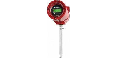 Sierra SteelMass - Model 640S - Insertion Gas Mass Flow Meter