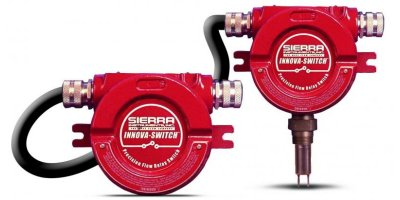 Sierra - High Temperature Flow Switch up to 850F