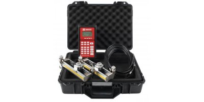 Innova-Sonic - Model 210i - Portable Ultrasonic Flow Meter