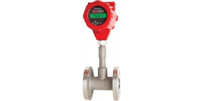 Sierra InnovaMass - Model 240i Inline - iSeries Next Generation Vortex Flow Meters