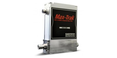 Max-Trak - Model 180 - Industrial Mass Flow Controller
