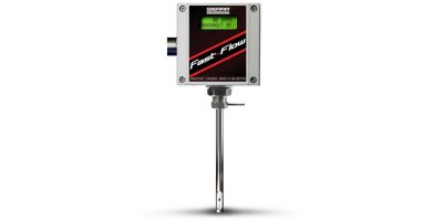 FastFlo - Model 620S - Fast-Response Insertion Thermal Mass Air Flow Sensor