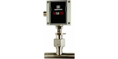Sierra FlatTrak™ - Model 780S-UHP - Inline Thermal Mass Flow Meter