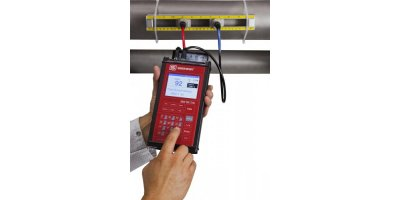 InnovaSonic - Model 210i - Portable Clamp-On Ultrasonic Flow Meters