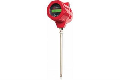 Sierra QuadraTherm™ - Model 640i - Air / Gas Thermal Insertion Mass Flow Meters