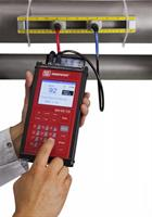 Sierra InnovaSonic - Model 210 - Portable Clamp-On Ultrasonic Flow Meter for High Accuracy Liquid Metering